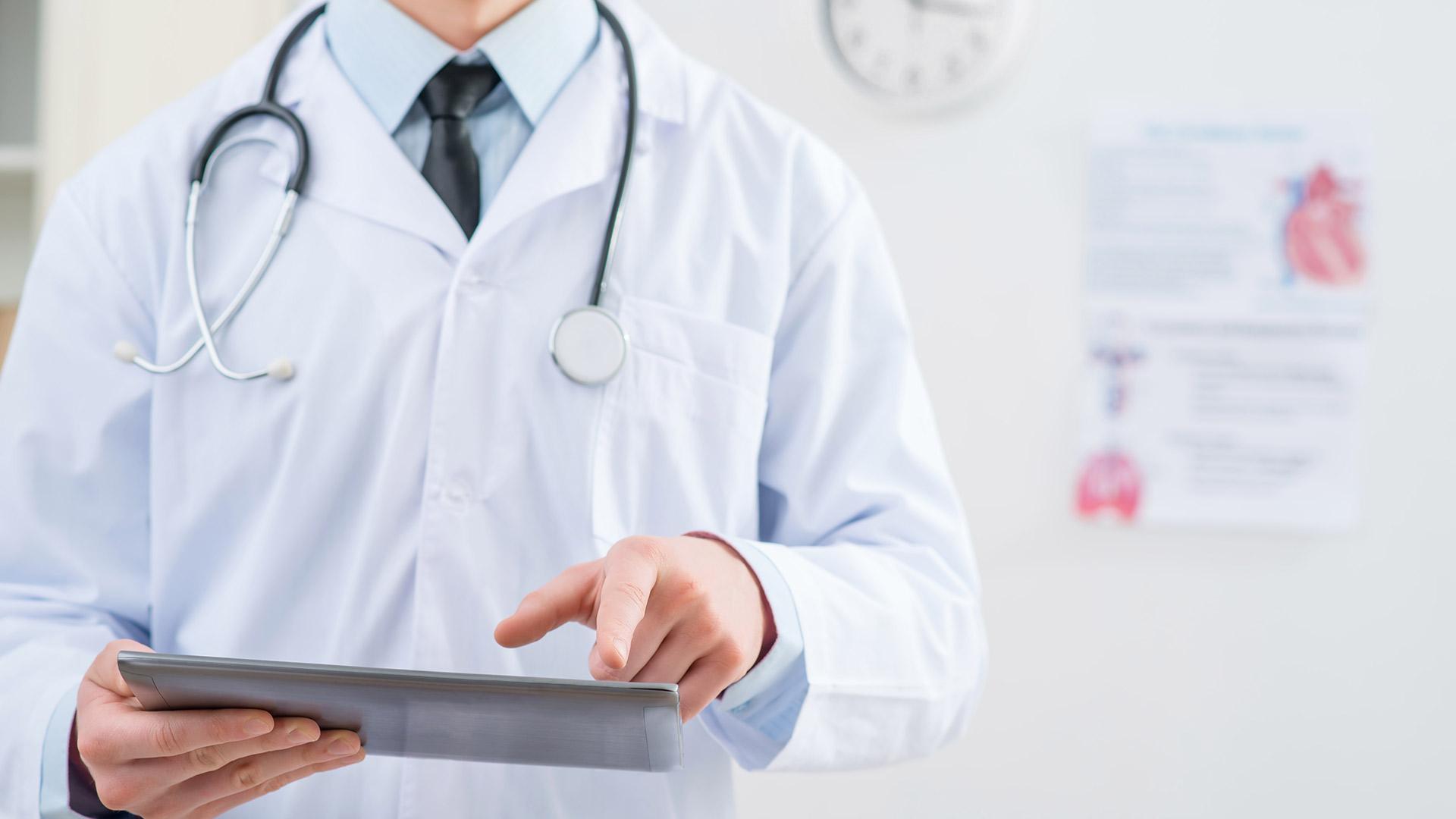 Occupational medicine consultant